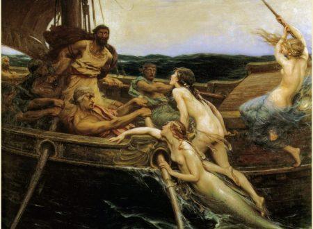 """Herbert James Draper – Ulisse e le Sirene ovvero """"Non sarà il canto delle sirene ad addormentarci il cuore"""""""