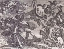 Giacinto Gimignani, La Fortuna favorisce l'Ignoranza… purtroppo