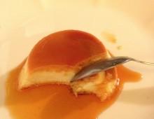 Il dolce sensibile, ovvero la Creme Caramel