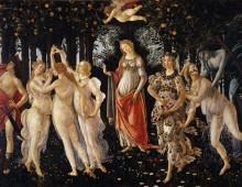 La Bellezza salverà il mondo, La Primavera di Sandro Botticelli