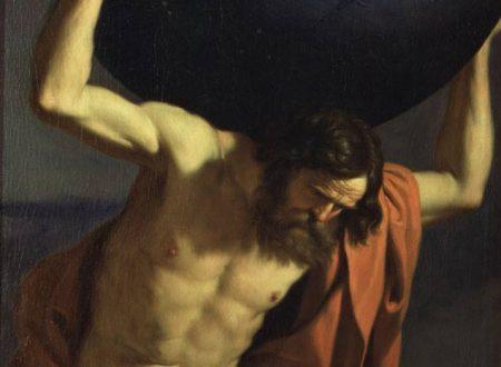 Il peso del cielo, Atlante di Guercino
