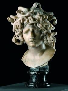 Lo Stile Di Bernini.Lo Sguardo Dell Errore La Medusa Di Gianlorenzo Bernini