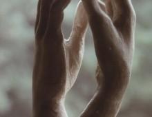 Le mani che si incontrano. Rodin