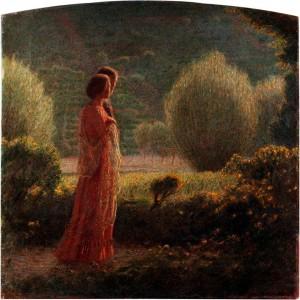 L 39 amore nella vita di giuseppe pellizza da volpedo for Pellizza da volpedo lo specchio della vita