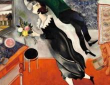 Il compleanno di Marc Chagall ovvero 4 anni di blog