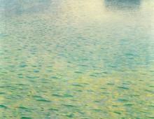 Gustav Klimt – Isola sull'Attersee