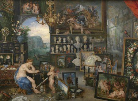 Allegoria della Vista di Bruegel il Vecchio