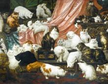 My Wife's Lovers – Gli amanti di mia moglie, i gatti di Carl Kahler