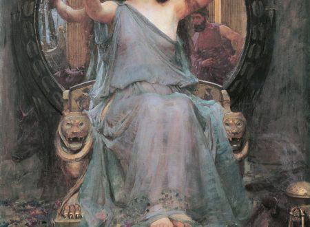 La verità del riflesso, Circe che porge la coppa a Ulisse di J. W. Waterhouse