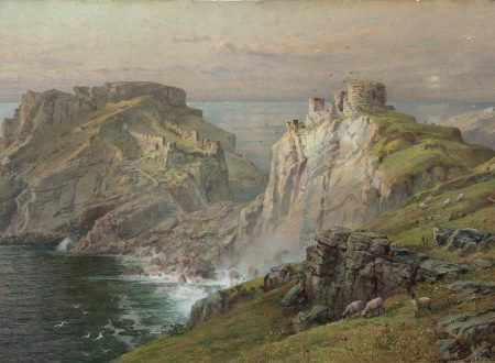 Tintagel. Il sogno solitario di William Trost Richards