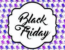 Black Friday ovvero il venerdì nero dei miei acquisti