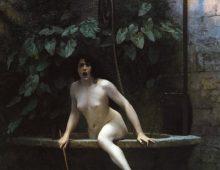 La verità fuori dal pozzo di Jean Léon Gerôme