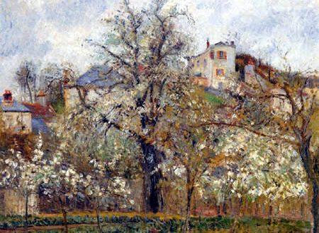 La primavera nonostate tutto di Pissarro
