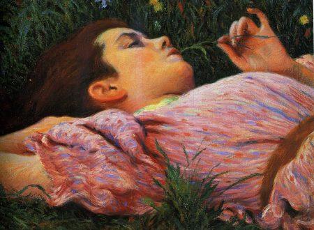L'Erba ha così poco da fare, Un filo d'erba di Federico Zandomenighi